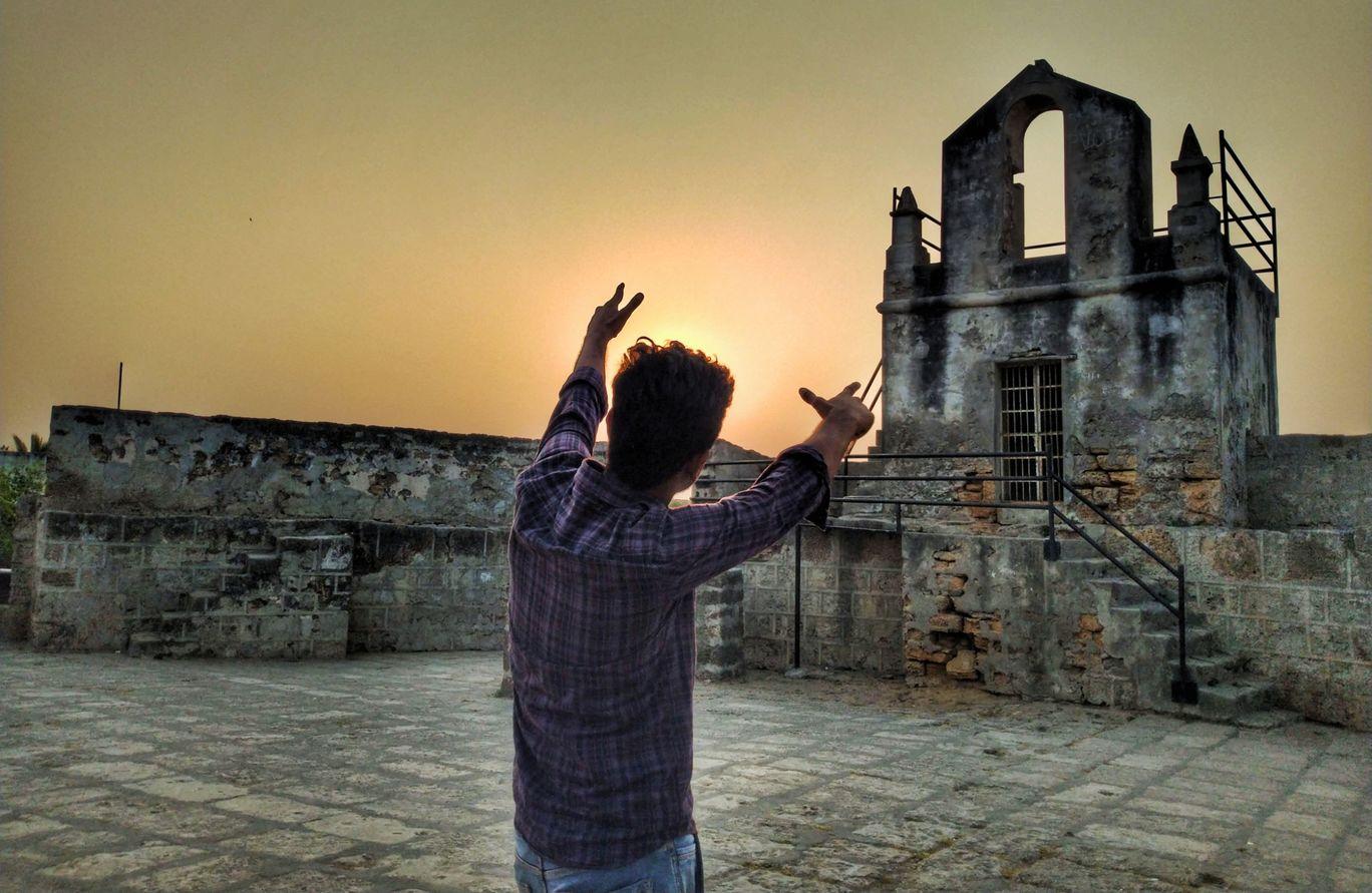 Photo of Diu Fort By Suraj Sharma