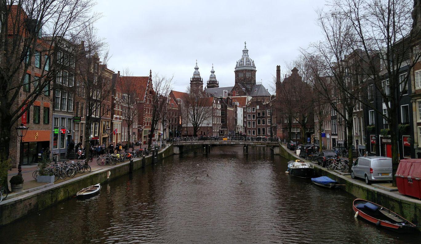 Photo of Amsterdam By Abhishek Kishore