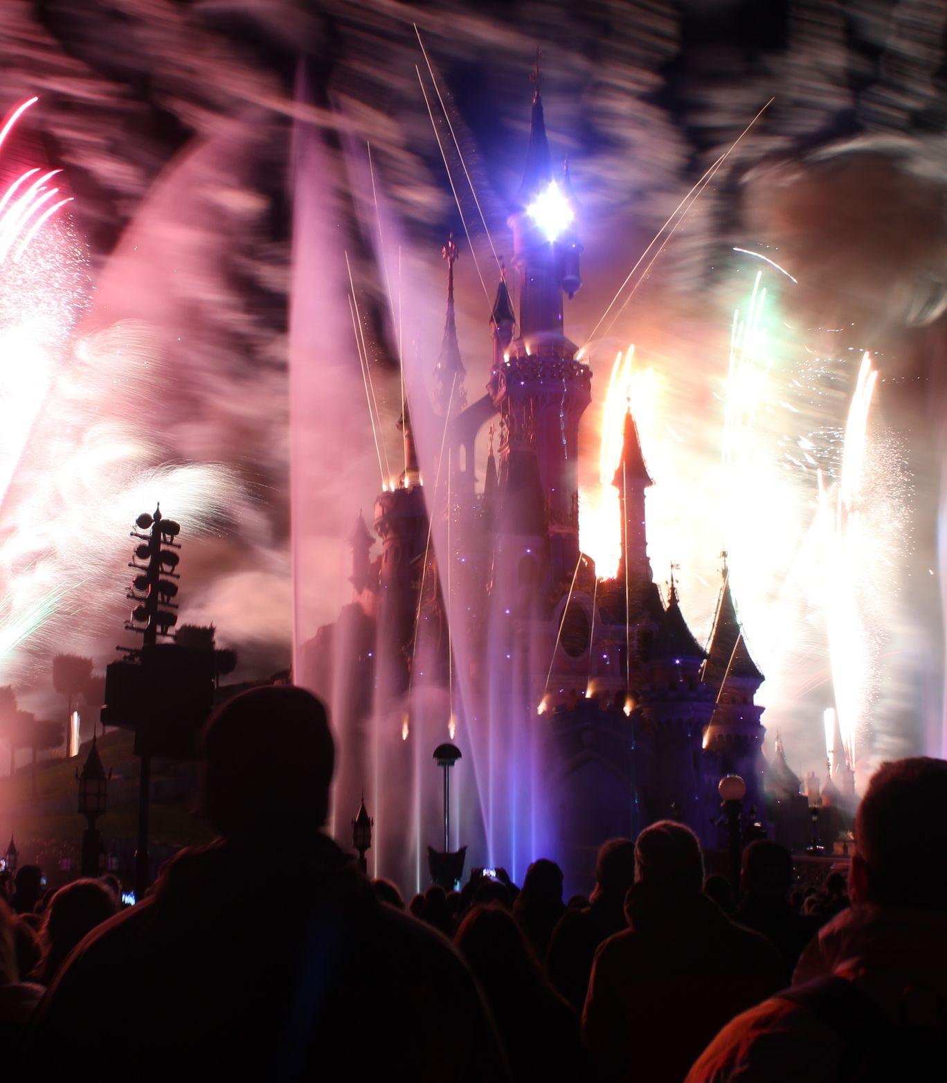 Photo of Disneyland Paris By Abhishek Kishore