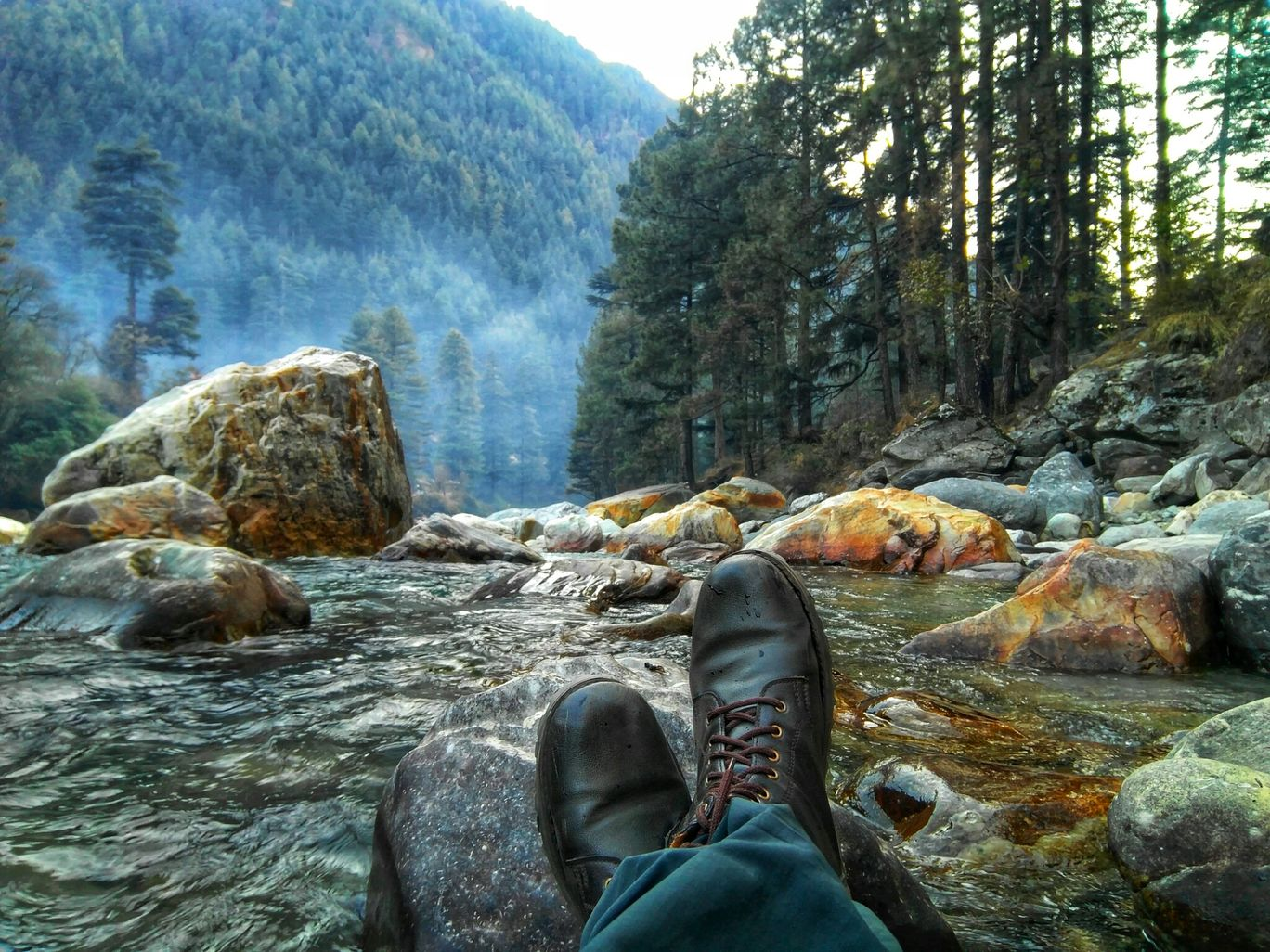 Photo of Kasol By Mukesh Ramagoni