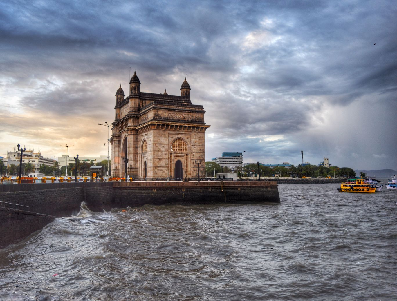 Photo of Gateway Of India Mumbai By Falguni Agrawal