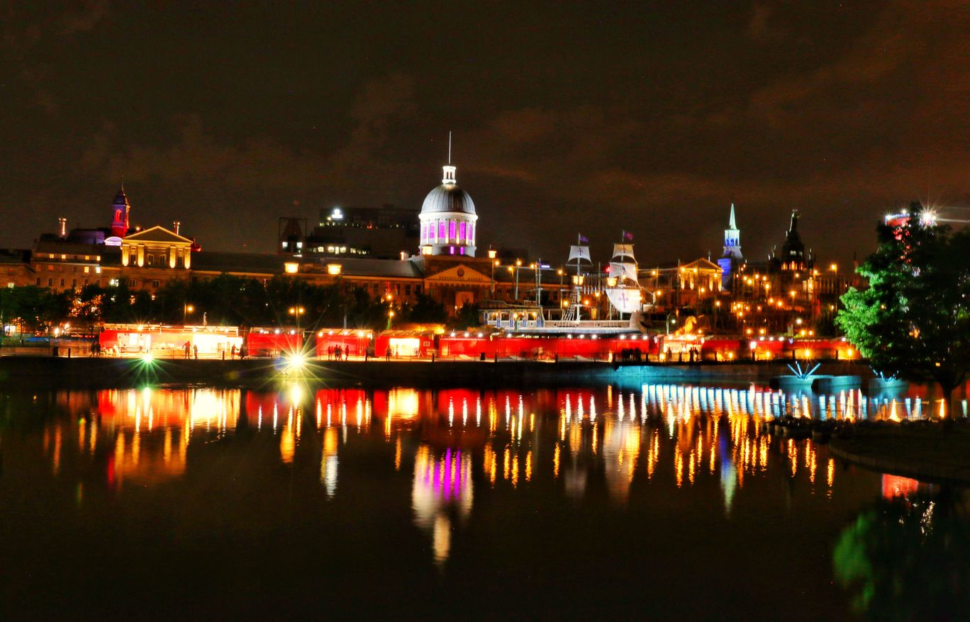 Photo of Old Port of Montreal By Jay A. Patel