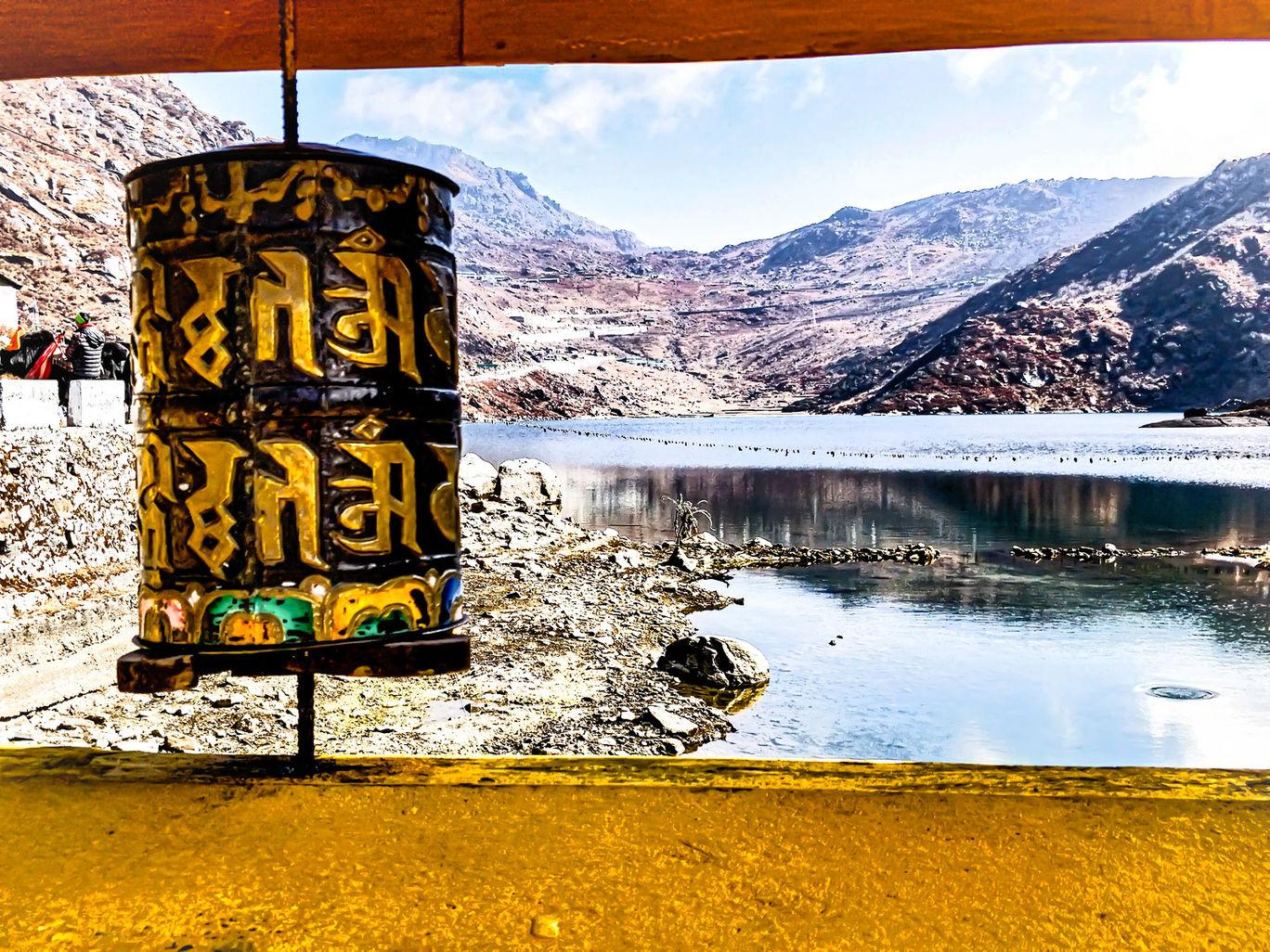 Photo of Tsongmo Lake By Chhavi Sharma