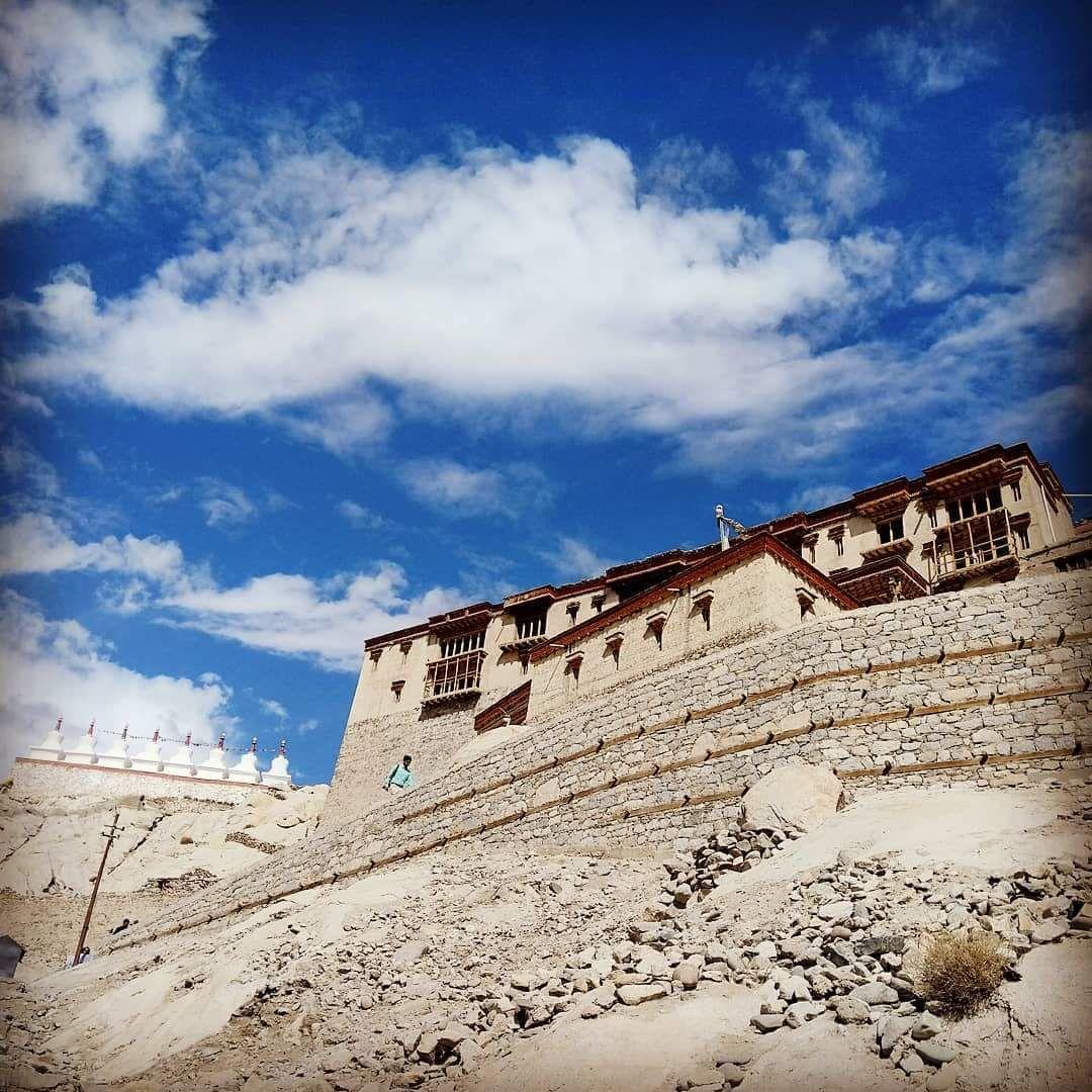 Photo of Shey Palace By Ayush Garg