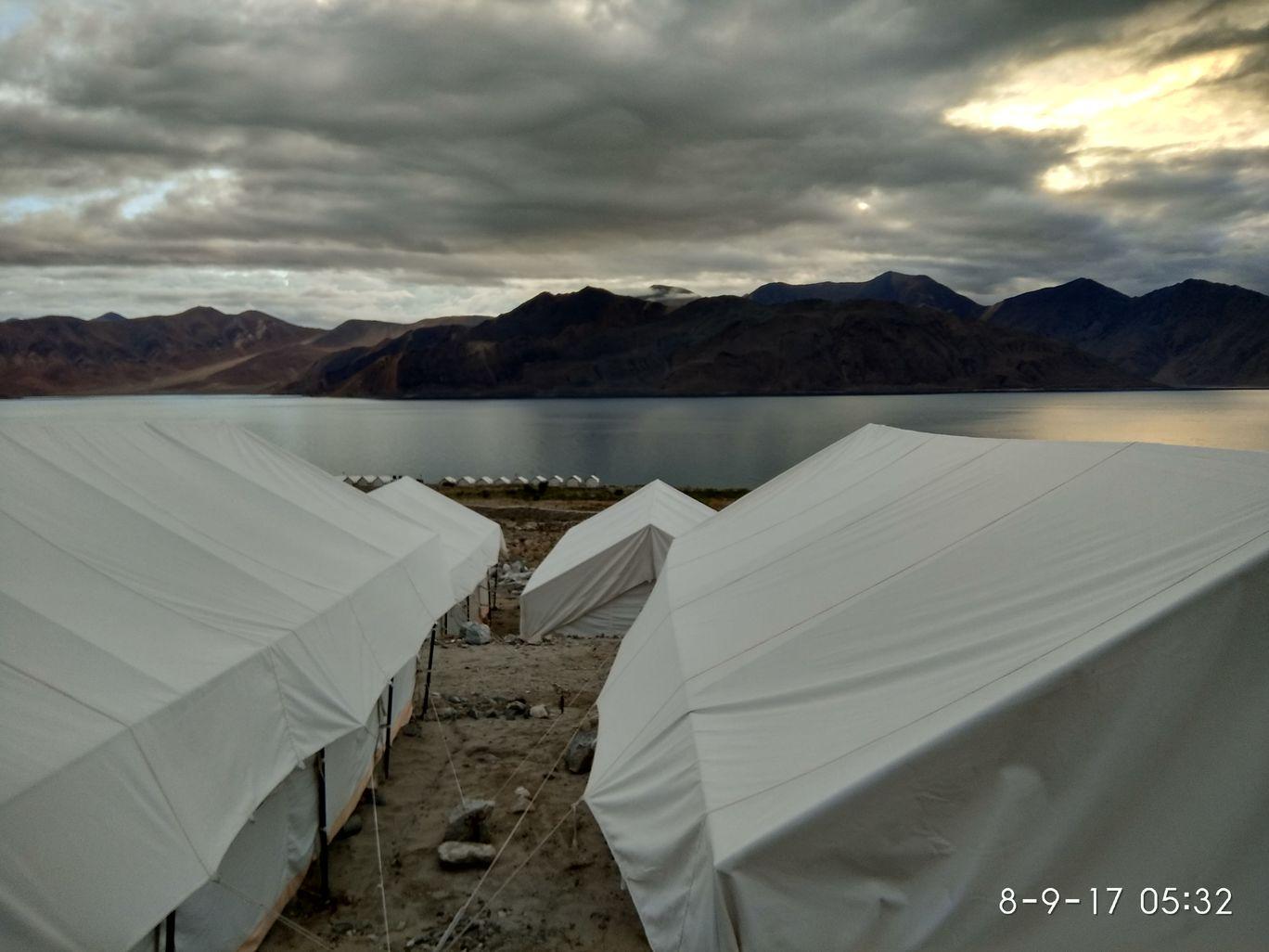 Photo of Pangong Lake By Preeti Raghavan