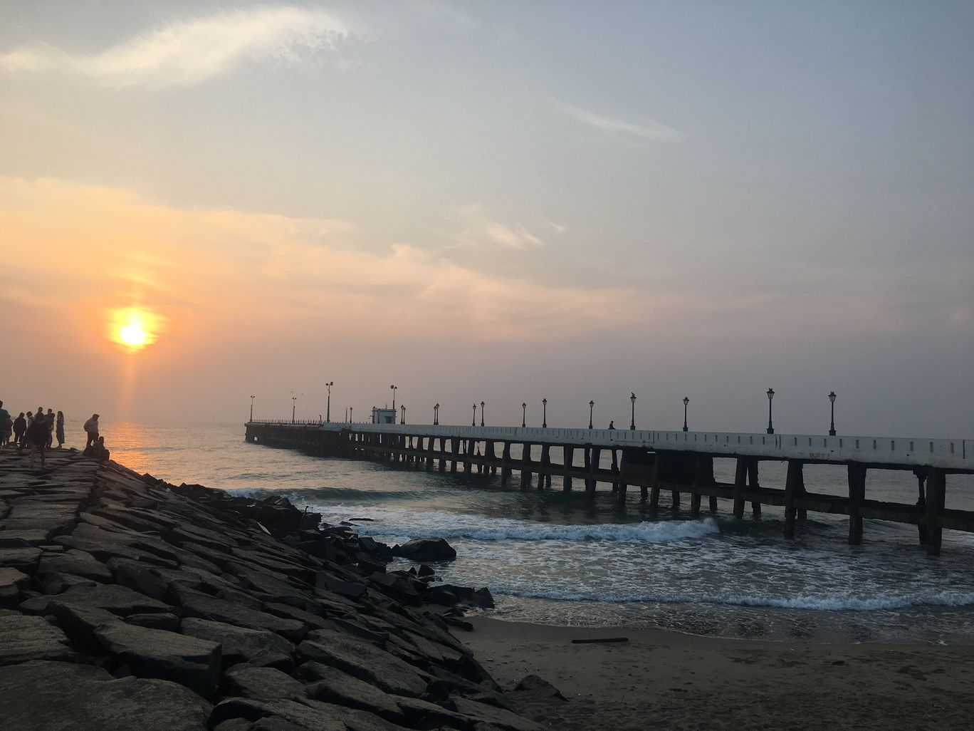 Photo of Pondicherry By Sreelakshmi