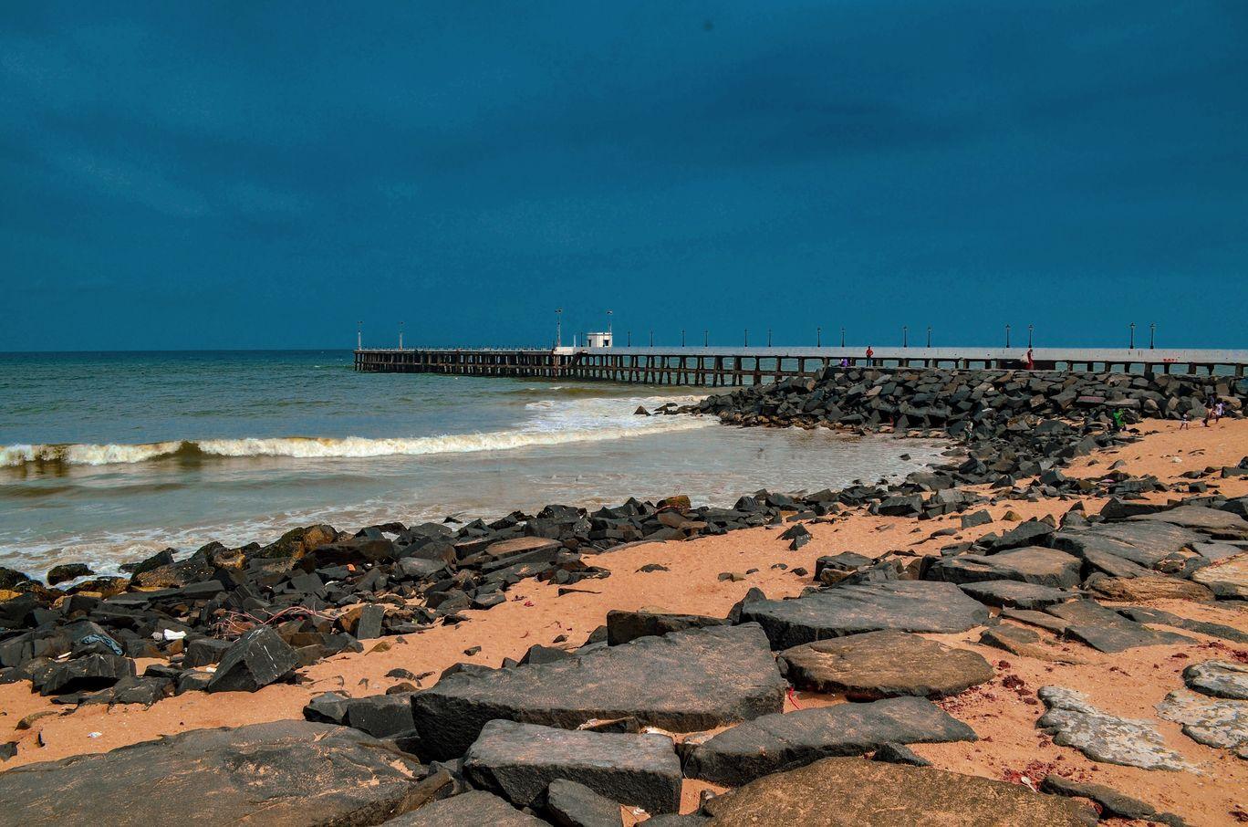 Photo of Rock Beach By not.homeyet (Aditya)