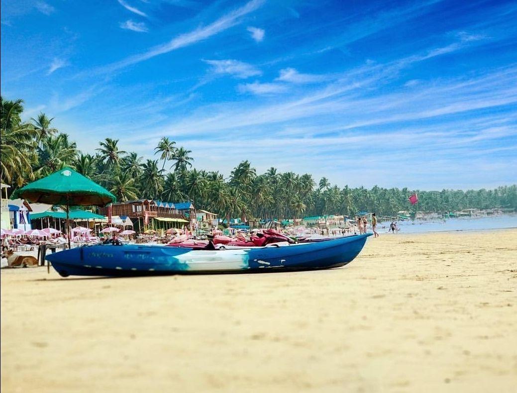 Photo of Palolem Beach By Neeraj Sharma