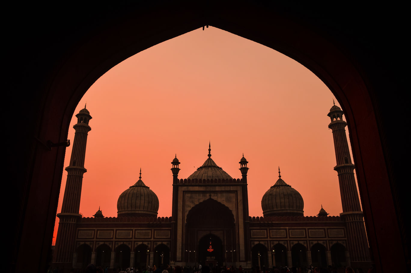 Photo of Jama Masjid By Nirav Mevcha