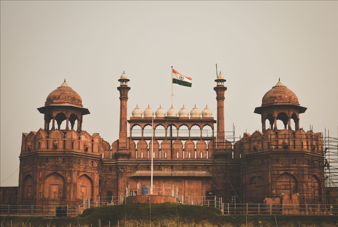 Photo of Red Fort By Nirav Mevcha