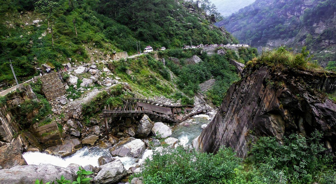 Photo of Gangtok By Abinash Mahapatra