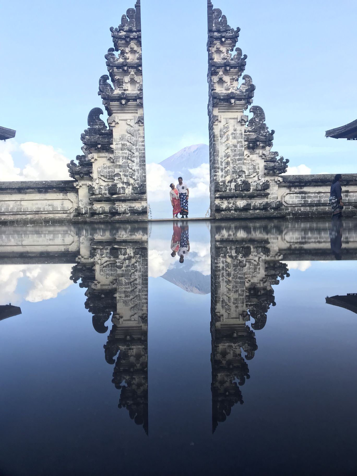 Photo of Pura Lempuyang Luhur By Meghna Murali