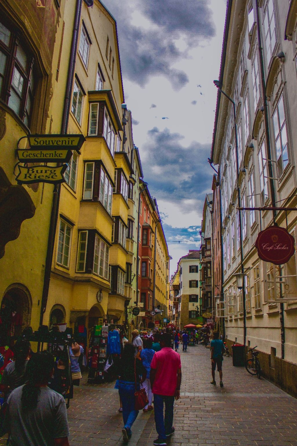 Photo of Innsbruck By Kushal Gala