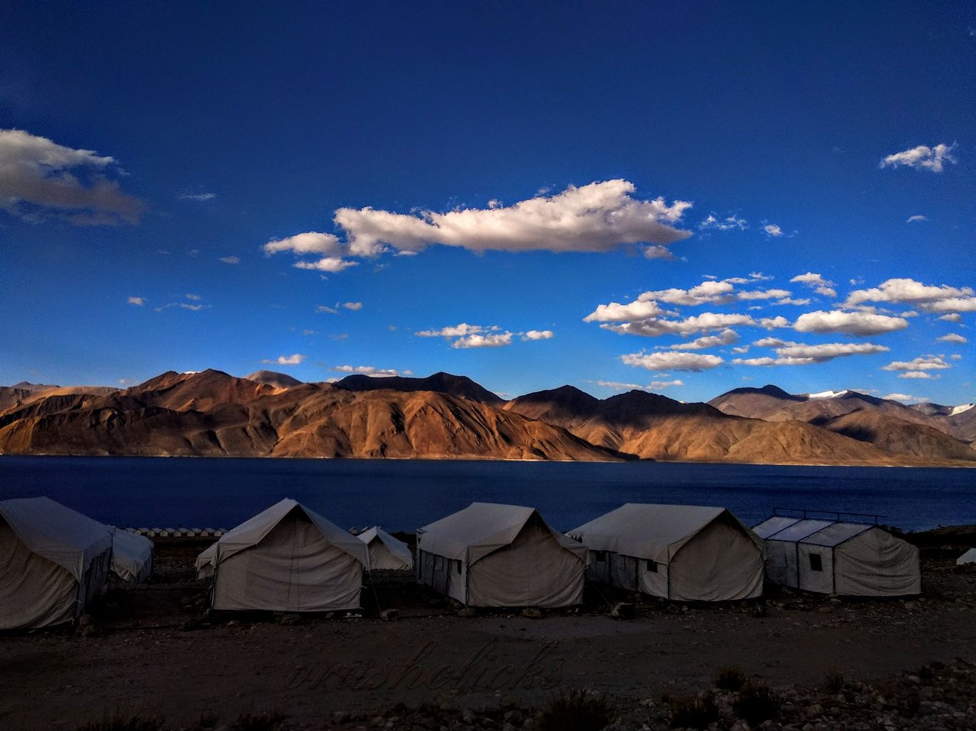 Photo of Pangong Lake By Wayfarer_vrush