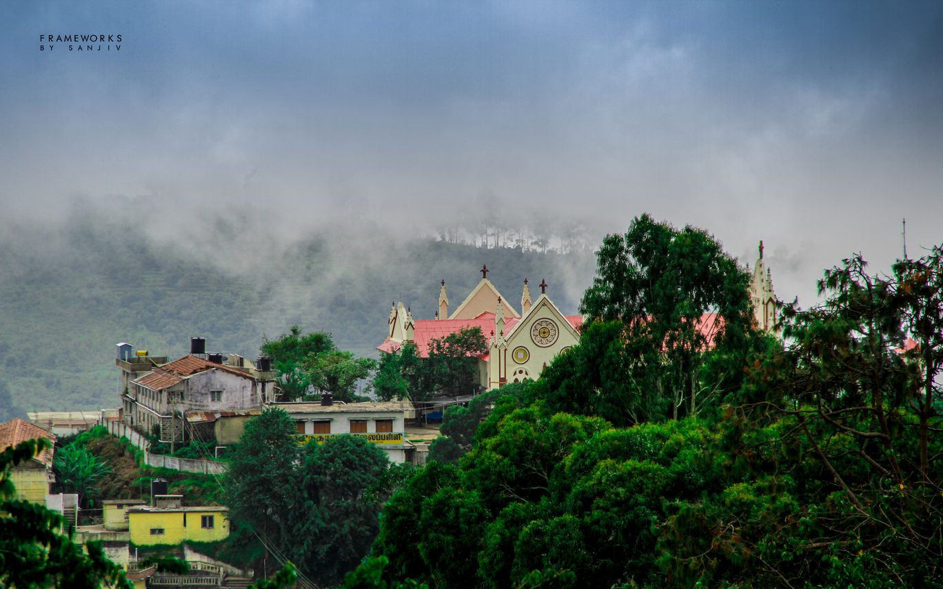 Photo of Kodaikanal By sanjiv chunduru