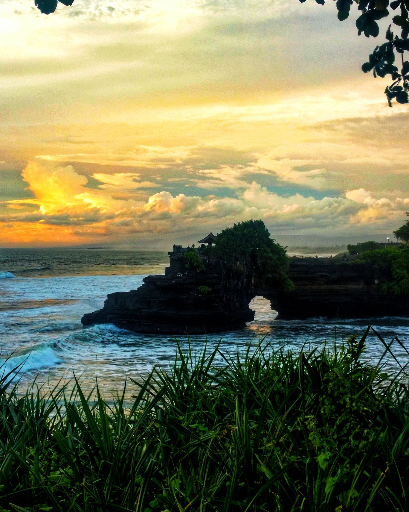 Photo of Tanah Lot Temple By Neha's travel tales✈️