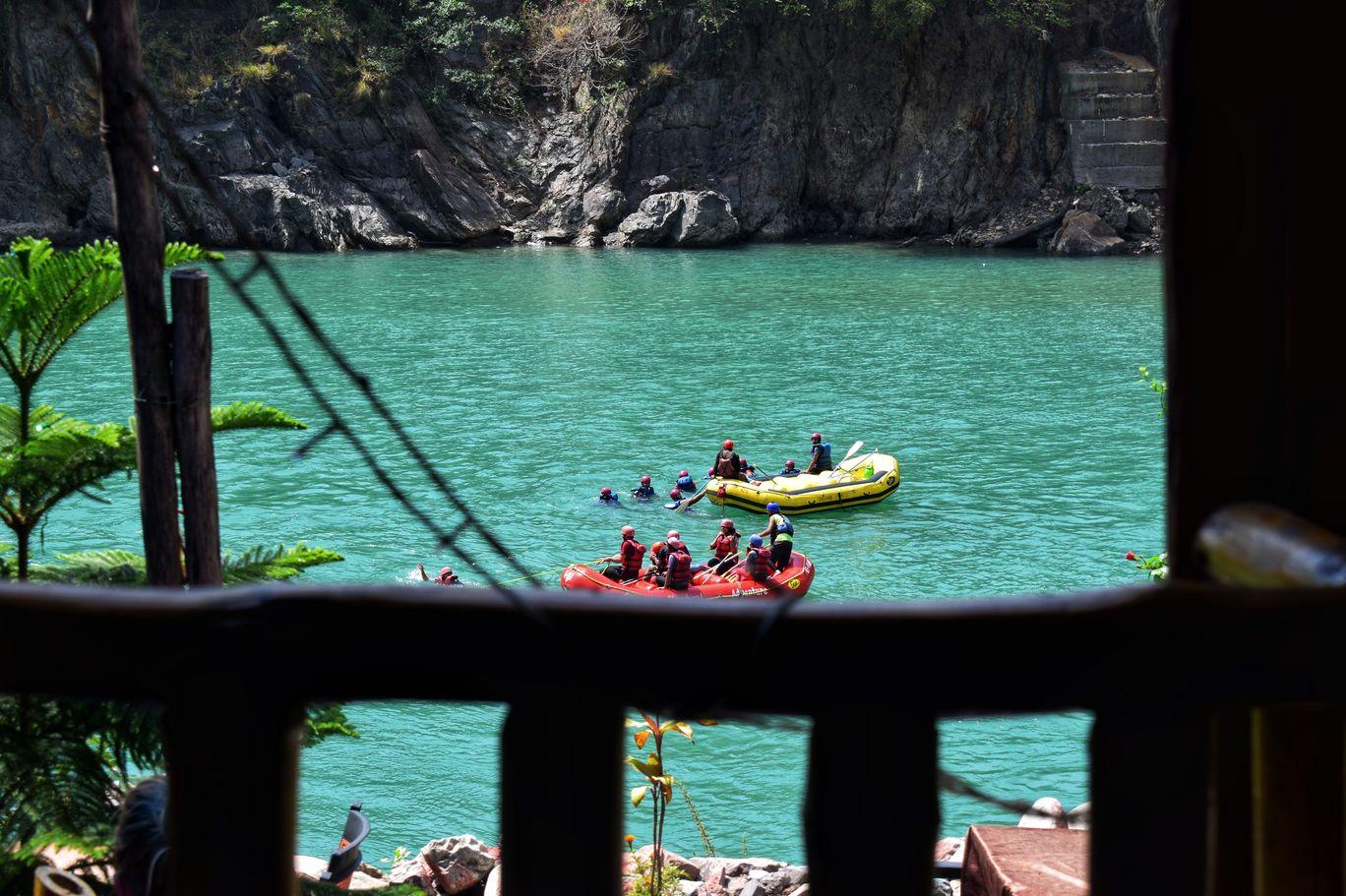 Photo of Rishikesh By Neha's travel tales✈️