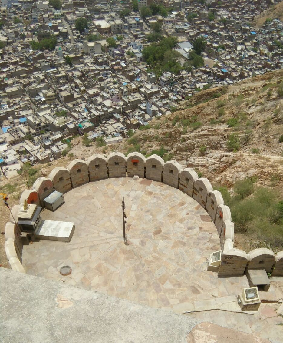 Photo of Nahargarh Fort By Arvind Avee