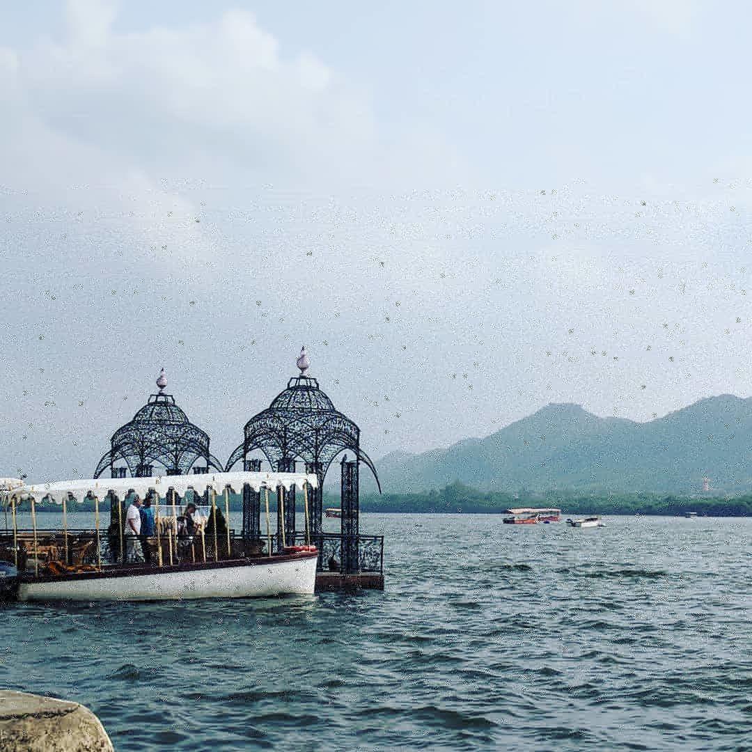 Photo of Lake Pichola By Aaruni Varma