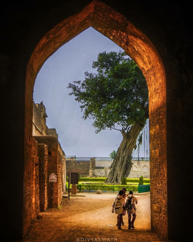 Photo of Bidar Fort By Divya S Math