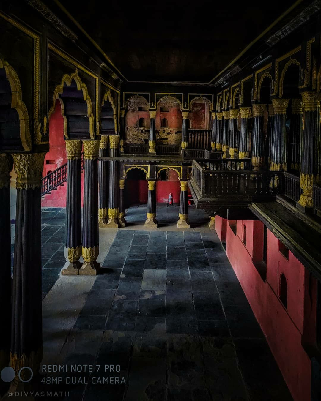 Photo of Tipu Sultan's Summer Palace By Divya S Math