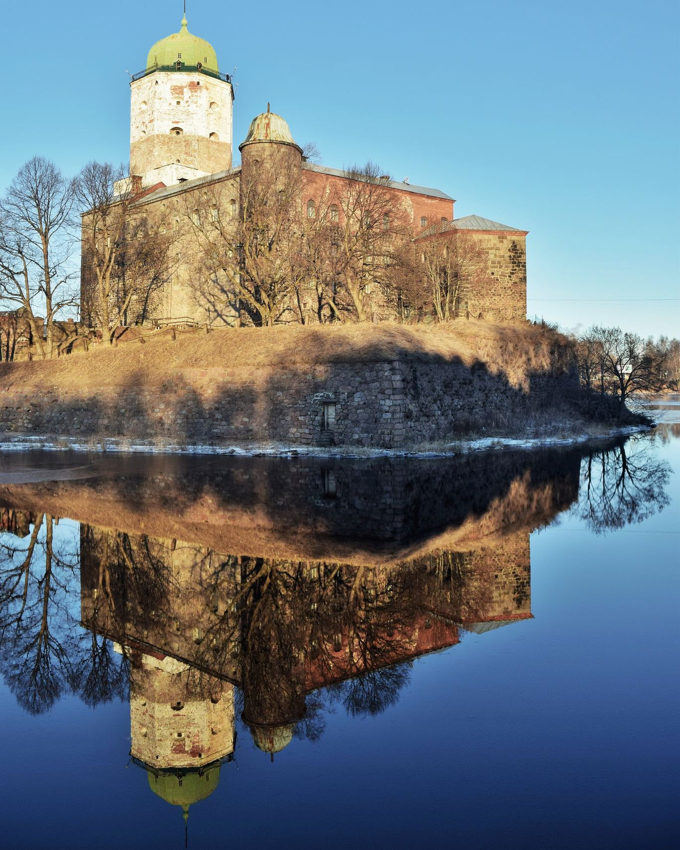 Photo of Vyborg Castle State Museum By Sharad Gupta