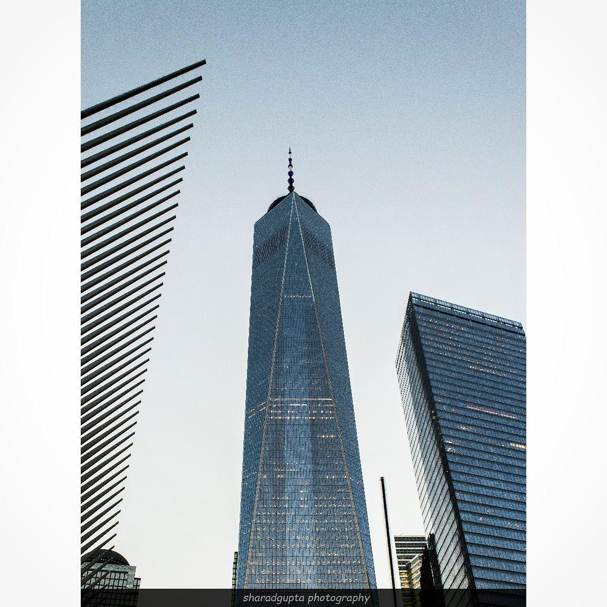 Photo of One World Trade Center By Sharad Gupta