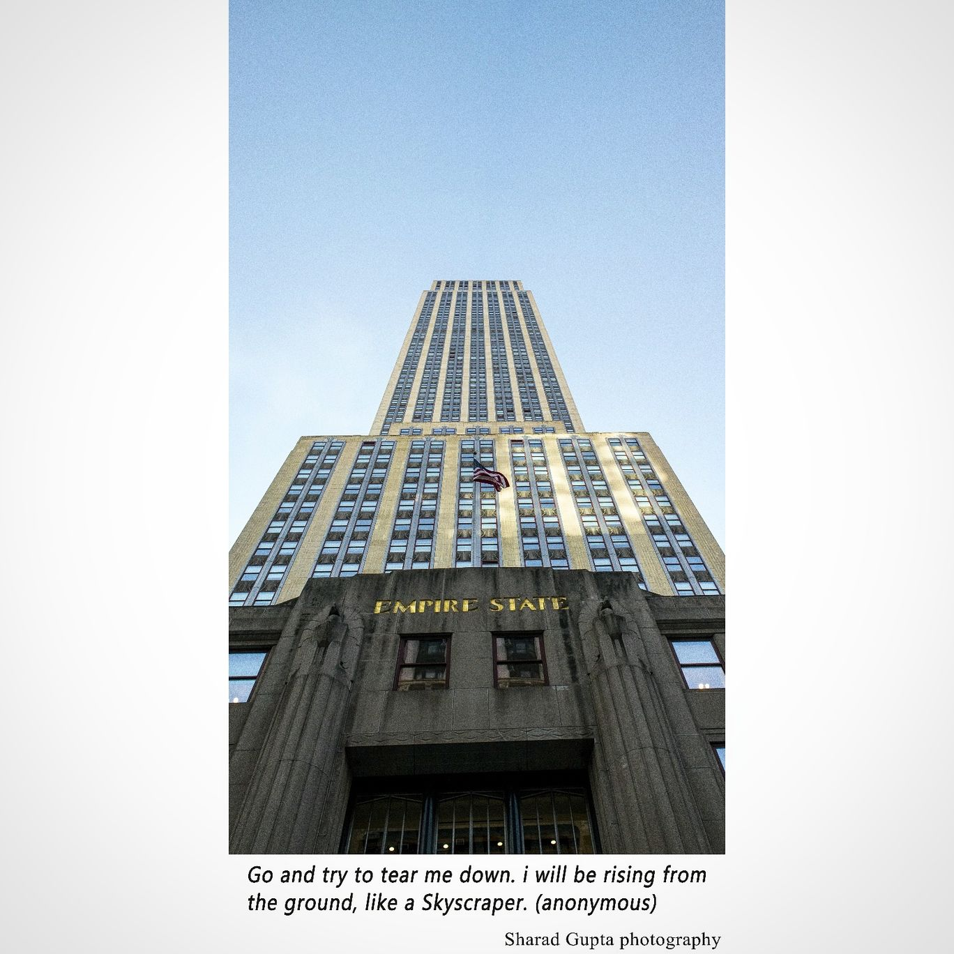 Photo of Empire State Building By Sharad Gupta