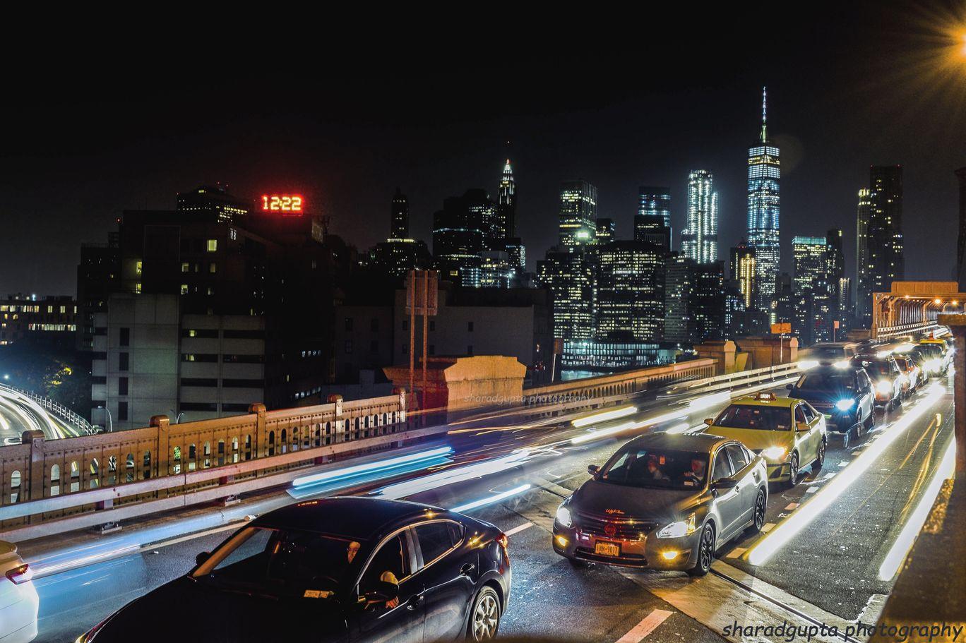 Photo of Brooklyn Bridge By Sharad Gupta