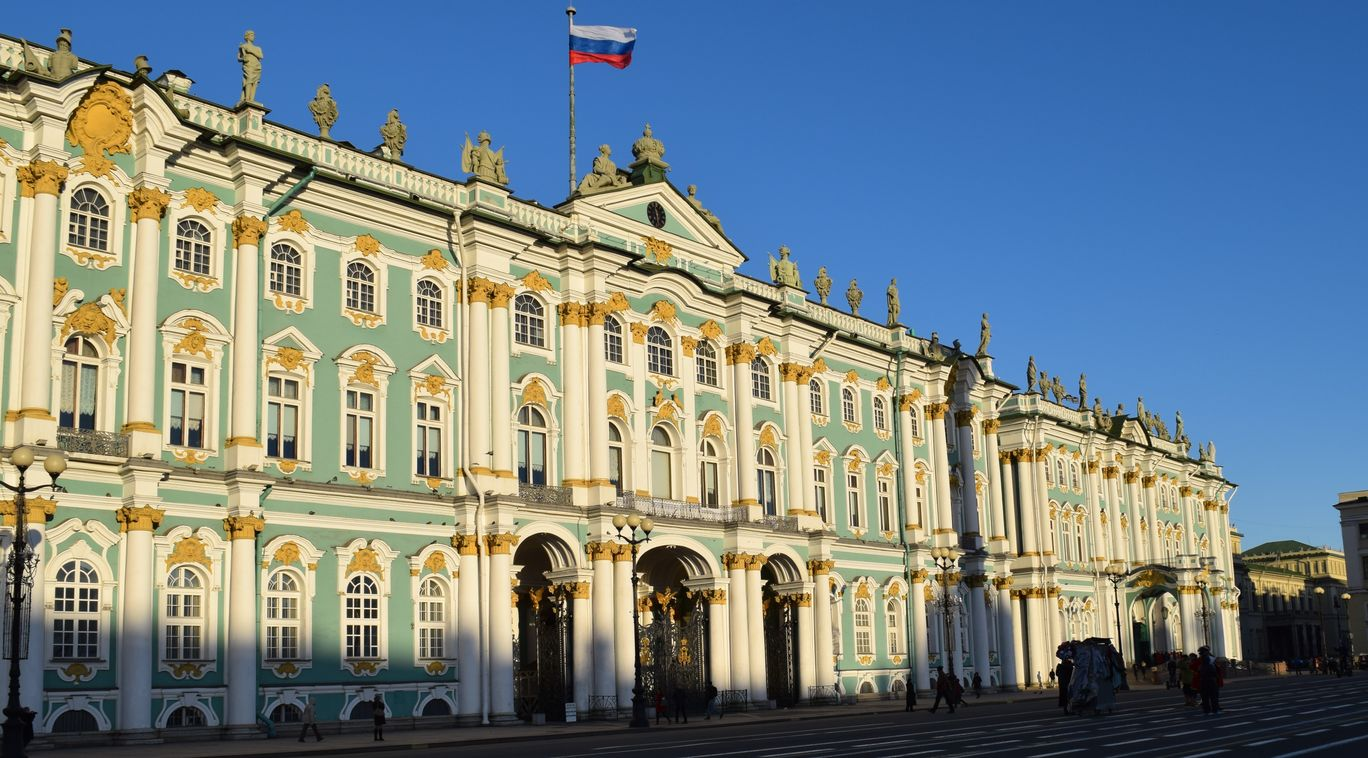 Photo of Hermitage Museum By Sharad Gupta