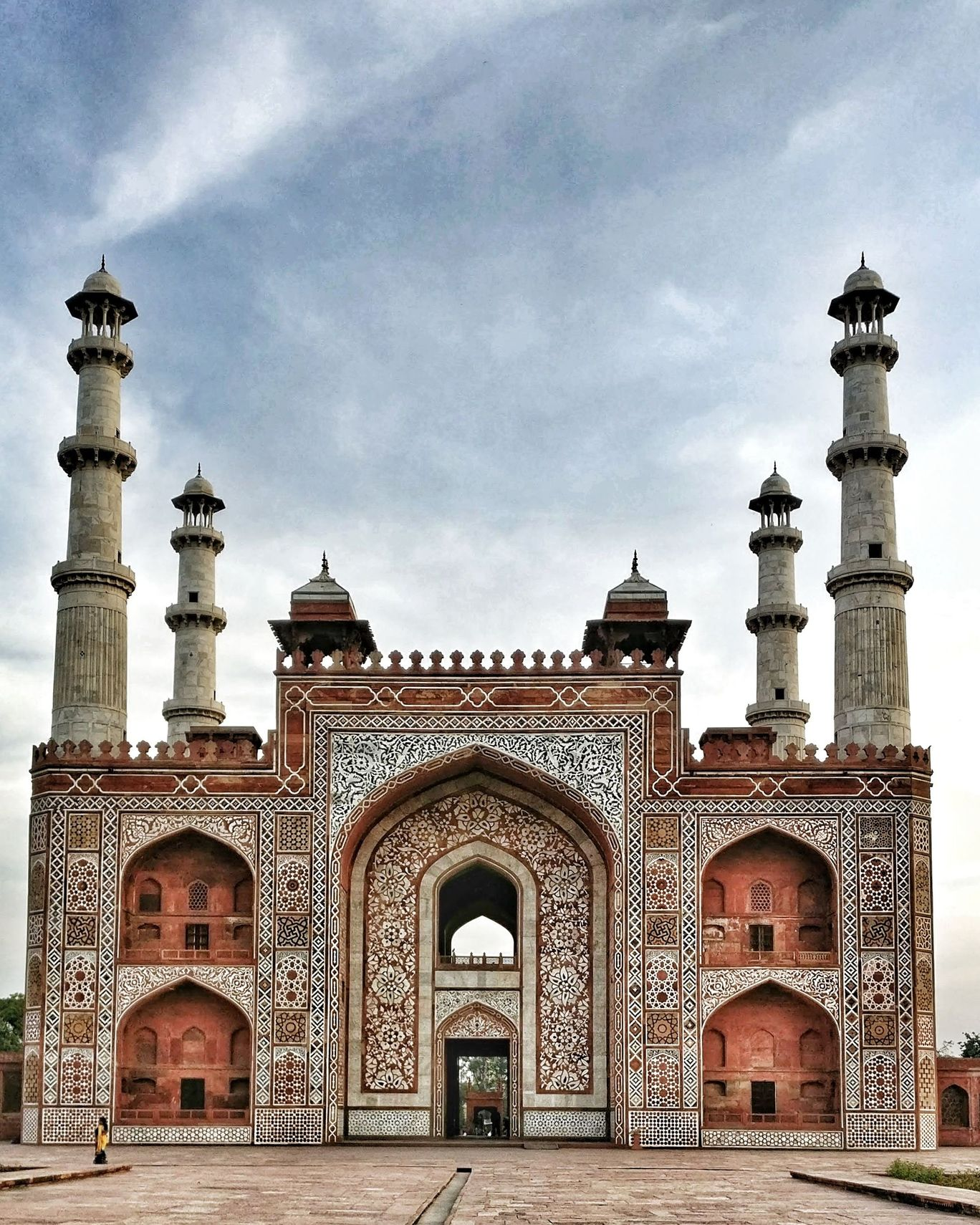 Photo of Tomb of Akbar the Great By Gaurav Tandon