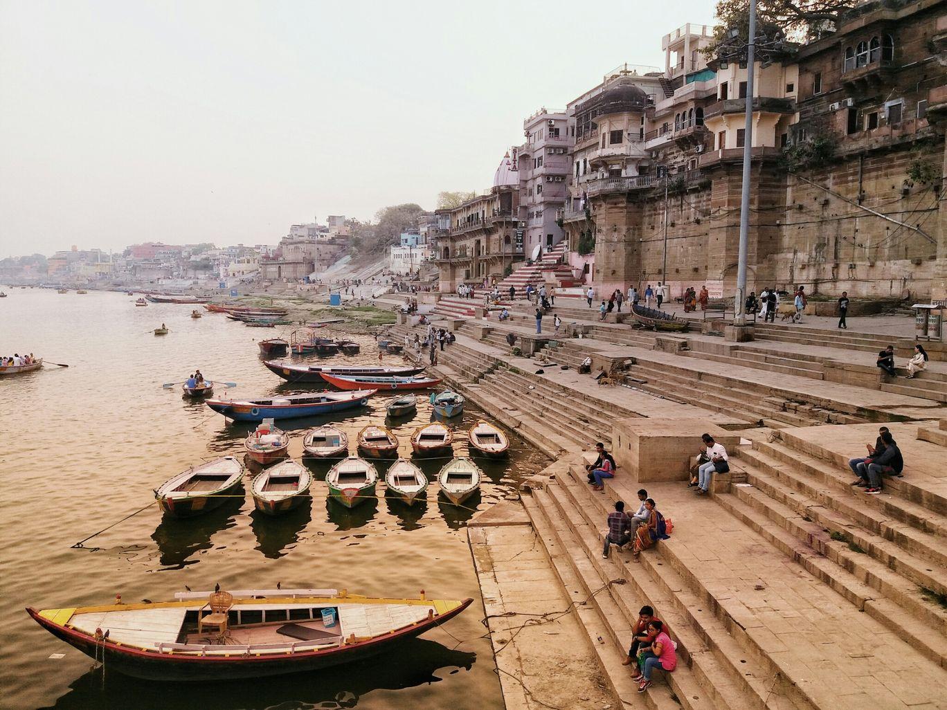 Photo of Varanasi By Rohit