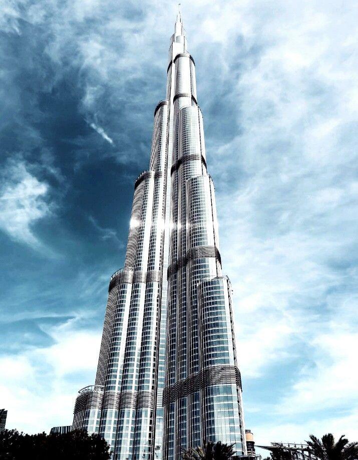 Photo of Burj Khalifa - Sheikh Mohammed bin Rashid Boulevard - Dubai - United Arab Emirates By rachael pereira