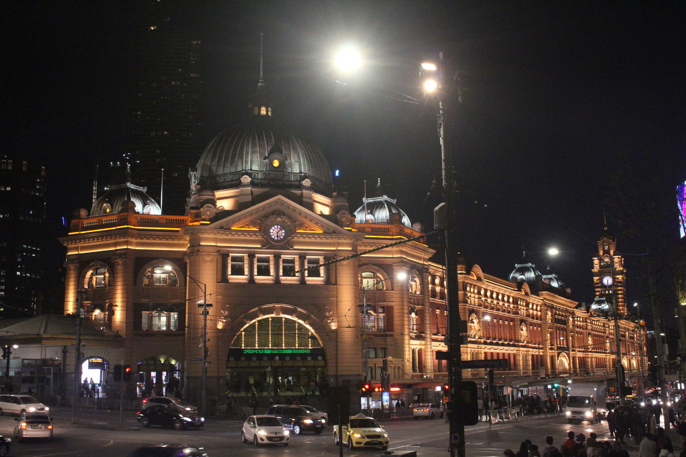 Photo of Flinders Street By Pari Bhatkar
