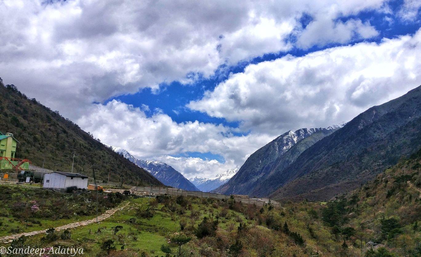 Photo of Gangtok By sandeep adatiya