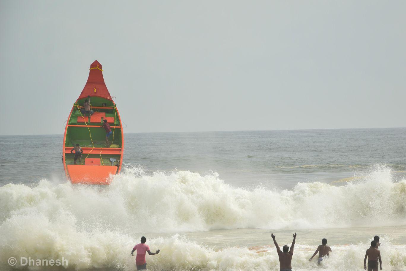 Photo of Veli Beach By Dhanesh Pb