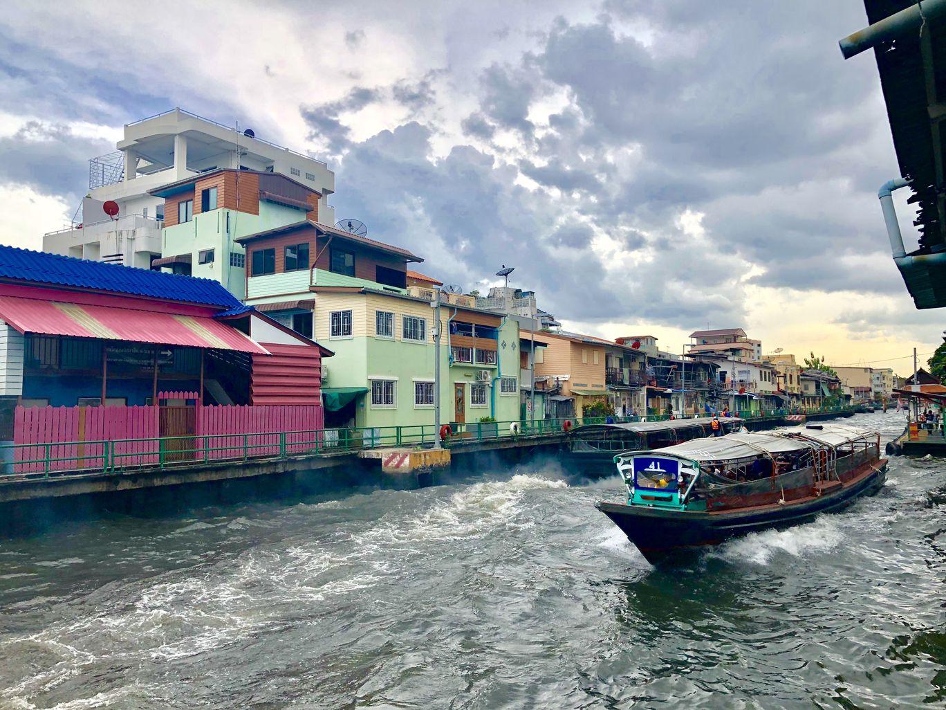 Photo of Bangkok By Deepak bhatia
