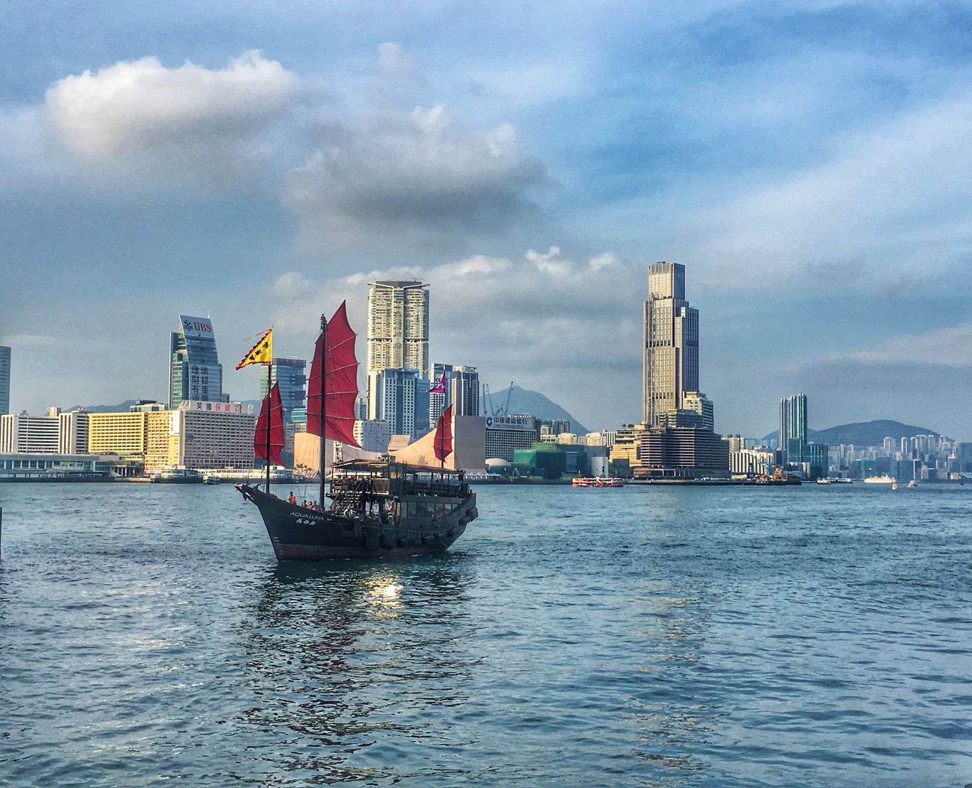 Photo of Victoria Harbour By Bikram Senapati