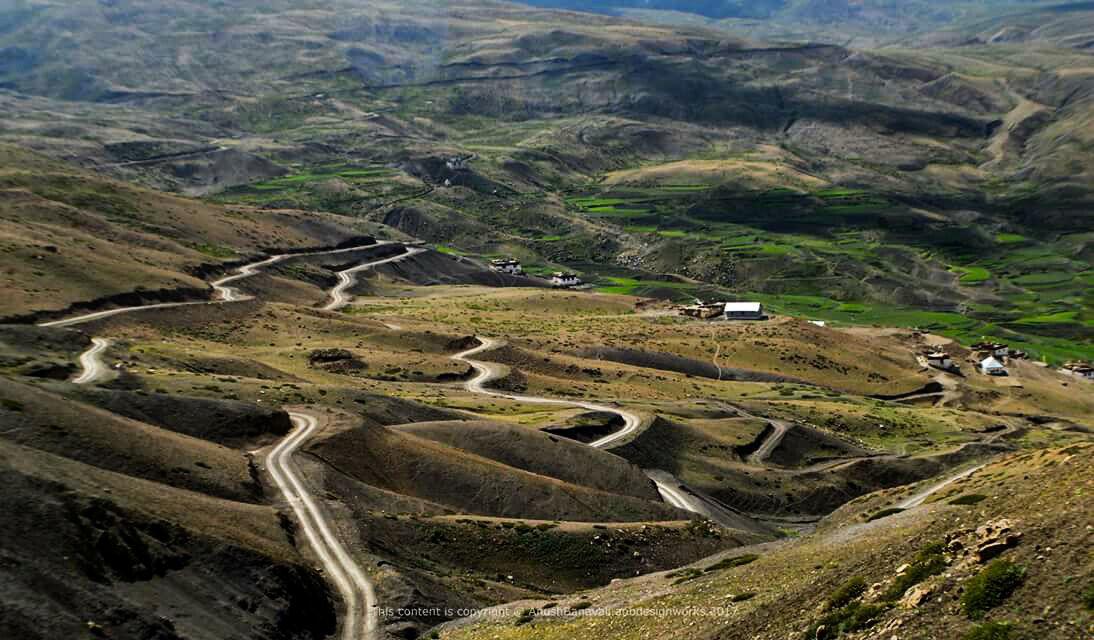 Photo of Spiti Valley By Anush Banavali