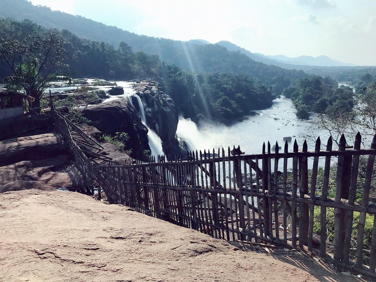 Photo of Athirappilly Water Falls By palak jindal