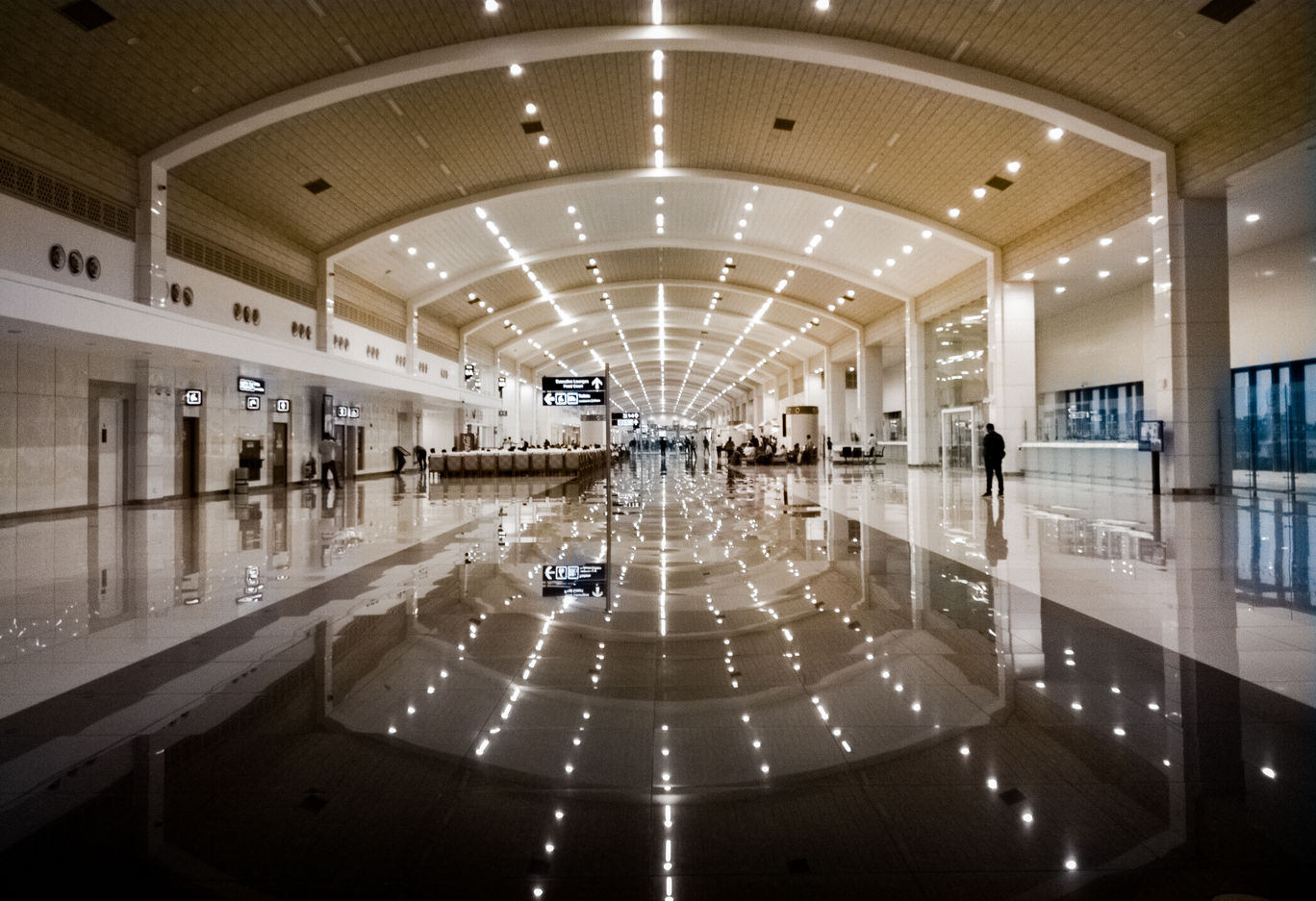 Photo of Cochin International Airport (COK) By Joel Mathew
