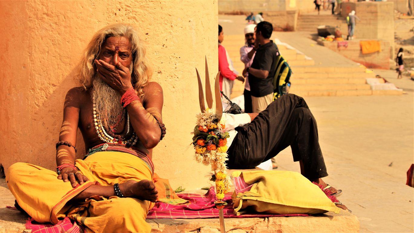Photo of Varanasi By Naveendar