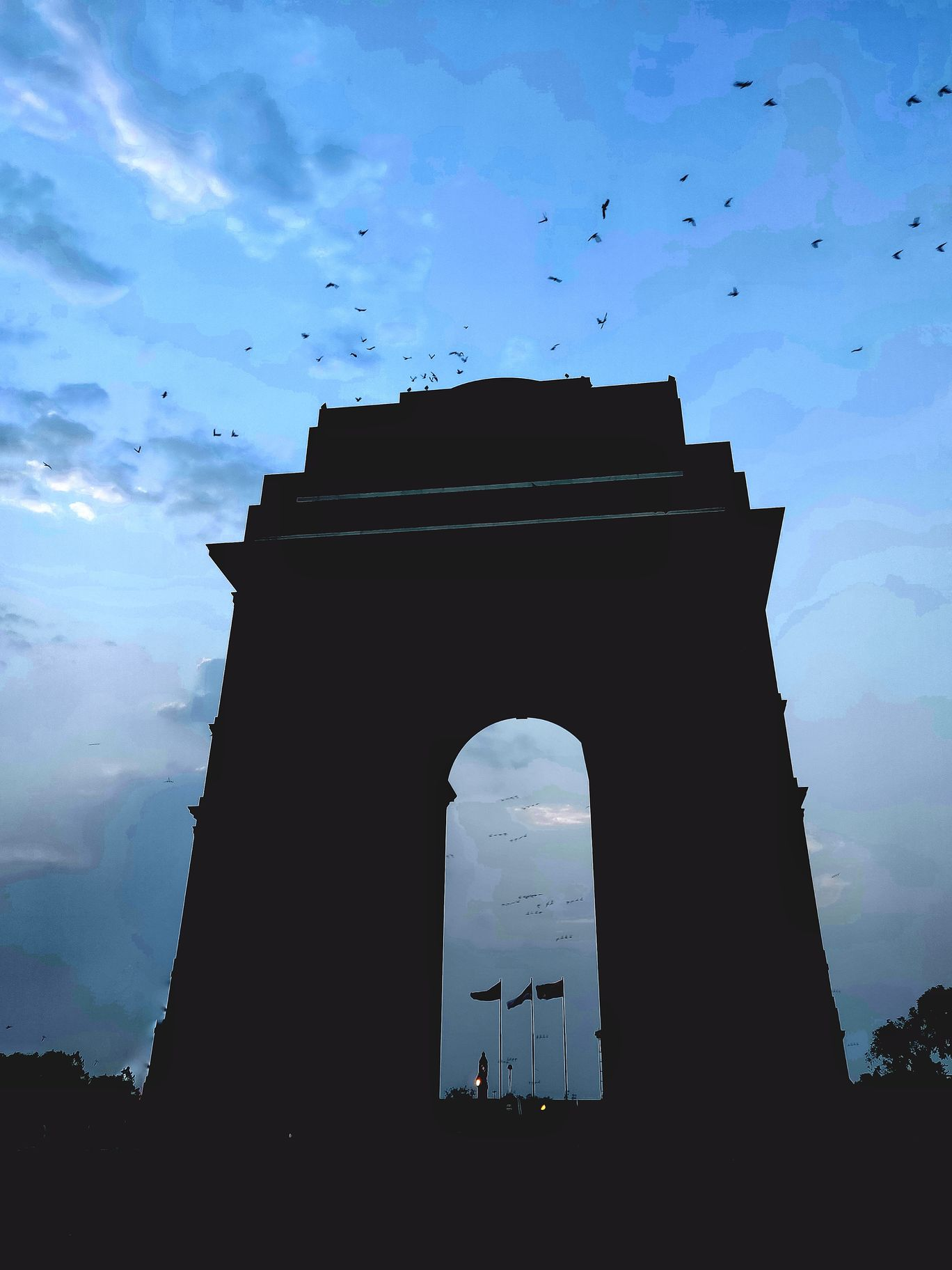 Photo of India Gate By Shlagha Jindal