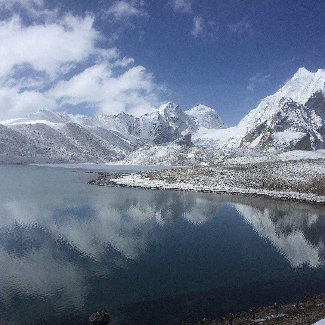 Photo of Gurudongmar Lake By Sheila Bhat