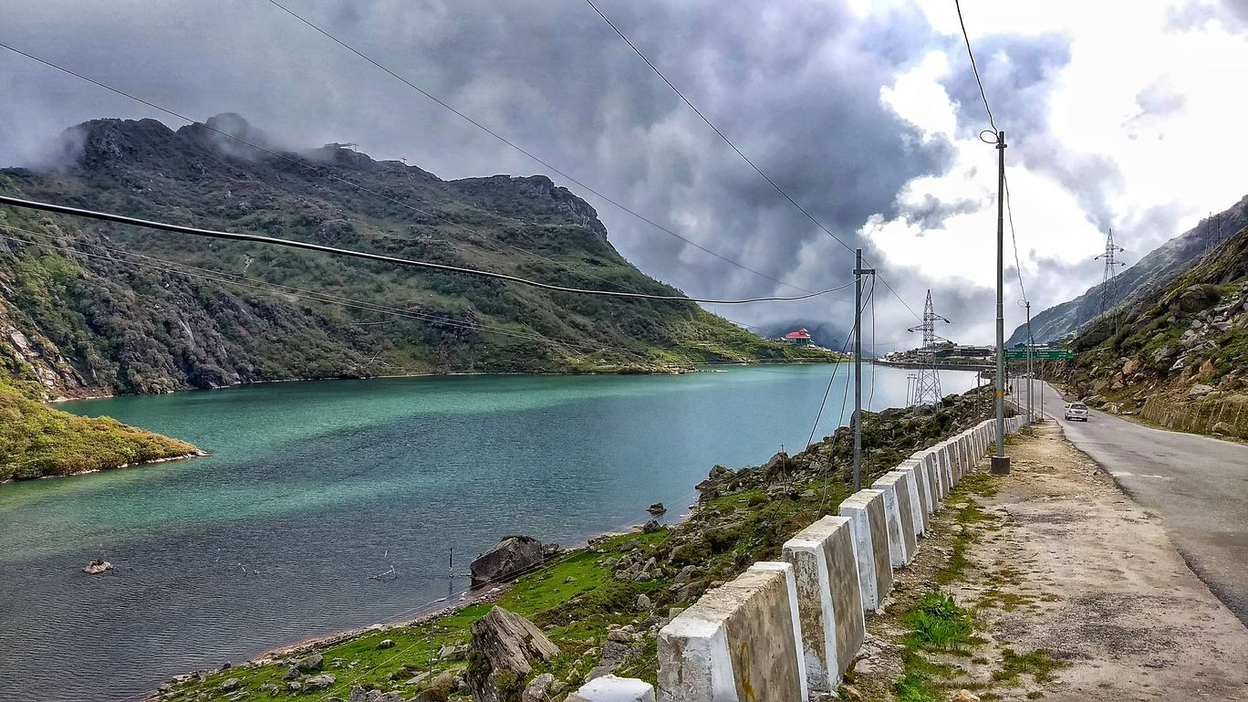 Photo of Tsomgo Lake By Moumita Choudhury