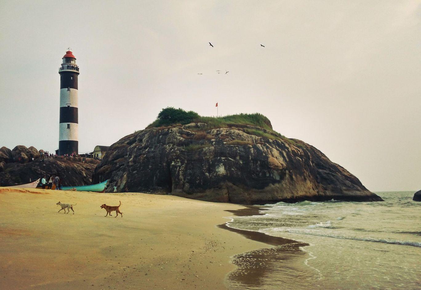 Photo of Kaup Light House By Rosily Sunitha