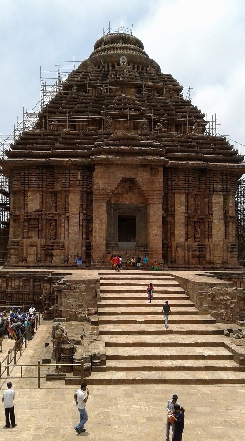 Photo of Konark By Susmit Chakraborty