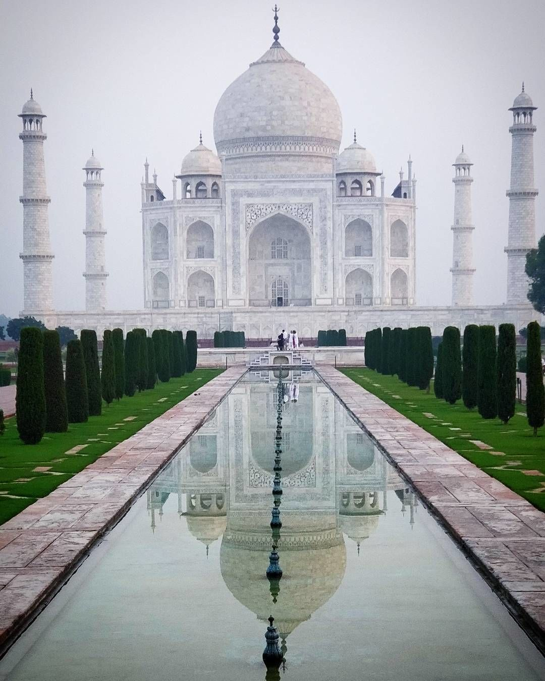 Photo of Taj Mahal By Vivek Prabhu
