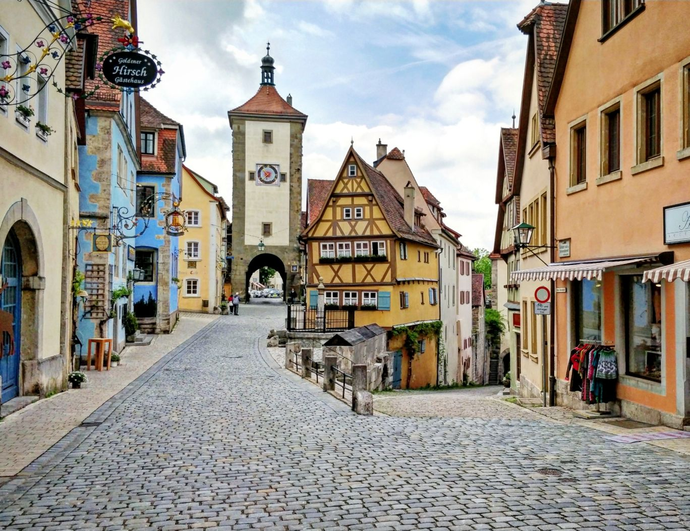 Photo of Rothenburg ob der Tauber By Vivek Prabhu