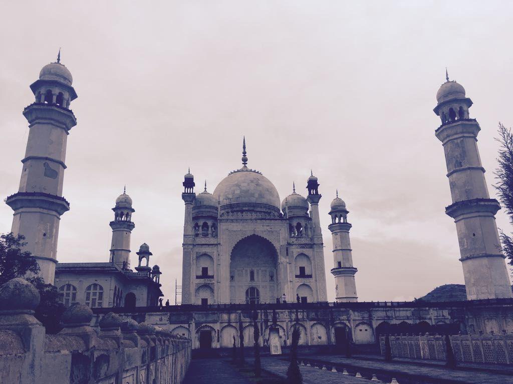 Photo of Bibi Ka Maqbara Masjid By Anwaz Kazi